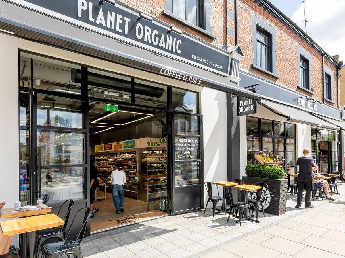 planet organic front